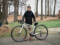 Jonah's New Bike