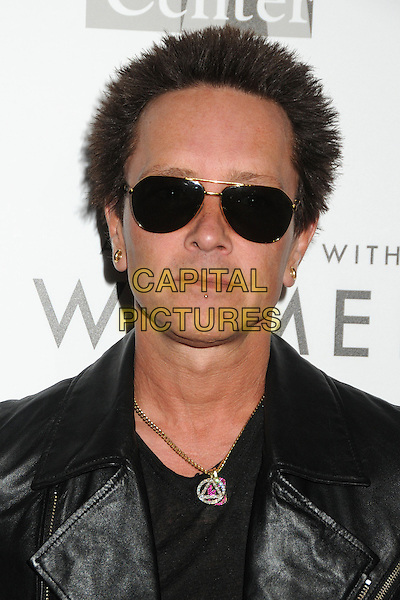 "Billy Morrison.LA Gay & Lesbian Center's ""An Evening With Women"" 2013 held at the Beverly Hilton Hotel, Beverly Hills, California, USA, 18th May 2013..portrait headshot black  sunglasses necklace .CAP/ADM/BP.©Byron Purvis/AdMedia/Capital Pictures"