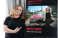 PHILADELPHIA, PA - AUGUST 4 :  Danielle Macdonald, star of the new film, Patti Cake$, portrait done at The Ritz Carlton Hotel in Philadelphia, Pa on August 4, 2017  <br /> CAP/MPI09<br /> &copy;STA/MPI/Capital Pictures