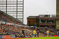 A general view of Villa Park, home of Aston Villa FC, as play continues in the the first half<br /> <br /> Photographer Alex Dodd/CameraSport<br /> <br /> The EFL Sky Bet Championship - Aston Villa v Leeds United - Sunday 23rd December 2018 - Villa Park - Birmingham<br /> <br /> World Copyright &copy; 2018 CameraSport. All rights reserved. 43 Linden Ave. Countesthorpe. Leicester. England. LE8 5PG - Tel: +44 (0) 116 277 4147 - admin@camerasport.com - www.camerasport.com