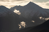 Kenai Mountains, Alaska.