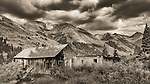 Gustavson Home in Animas Forks ghost town