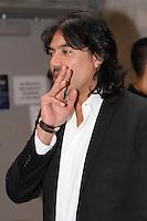 MIAMI, FL - DECEMBER 14: Adolfo Angel of Los Temerarios at Teleton USA at Univision Studios in Miami, Florida. December 14, 2012. Credit: Majo Grossi/MediaPunch Inc. /NortePhoto