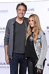 LOS ANGELES, CA - December 18: Brad Garrett and daughter arrives at Justin Bieber`s Believe World Premiere held at The Premiere House at Regal Cinemas L.A. Live in Los Angeles, California on December 18,2013                                                                               © 2013 Hollywood Press Agency