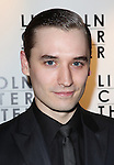 Seth Numrich attending the Broadway Opening Night After Party for The Lincoln Center Theater Production of 'Golden Boy' at the Millennium Broadway in New York City on December 6, 2012