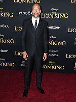 "09 July 2019 - Hollywood, California - Keegan-Michael Key. Disney's ""The Lion King"" Los Angeles Premiere held at Dolby Theatre. Photo Credit: Birdie Thompson/AdMedia"