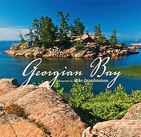 PRODUCT: Book<br /> TITLE: Georgian Bay<br /> CLIENT: Key Porter Books