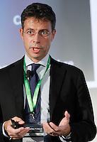 Digital  x Italia . Capri, 03 ottobre 2013<br /> nella foto<br /> Gianluca De Cobelli,<br /> Vice Direttore Generale, Carta S&igrave;,