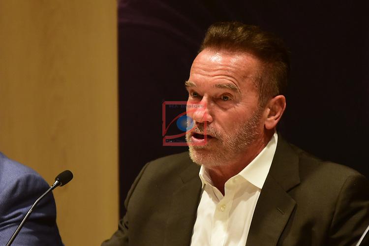 Arnold Classic Europe 2016.<br /> Arnold Schwarzenegger.