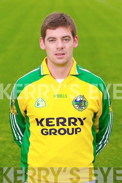 Sean Dee member of the Kerry Junior panel 2013.