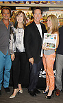 """Days Of Our Lives - Wally Kurth, Lauren Koslow, Drake Hogestyn, Melissa Reeves  meet the fans as they sign """"Days Of Our Lives Better Living"""" on September 27, 2013 at Books-A-Million in Nashville, Tennessee. (Photo by Sue Coflin/Max Photos)"""