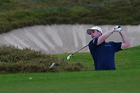 Jonathan Caldwell (NIR) on the 7th during Round 1 of the Oman Open 2020 at the Al Mouj Golf Club, Muscat, Oman . 27/02/2020<br /> Picture: Golffile   Thos Caffrey<br /> <br /> <br /> All photo usage must carry mandatory copyright credit (© Golffile   Thos Caffrey)