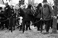 The Women's March on Washington on January 21, 2017 in Washington, D.C.