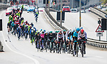 Action from Stage 5 of the 2019 Presidential Cycling Tour of Turkey running 164.1km from Bursa to Kartepe, Turkey. 20th April 2019.<br /> Picture: Yucelcakiroglu | Cyclefile<br /> <br /> All photos usage must carry mandatory copyright credit (© Cyclefile | Yucelcakiroglu)