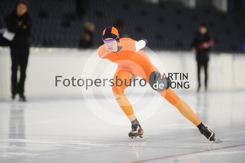 SCHAATSEN: HEERENVEEN: 21-12-2016, IJsstadion Thialf, ©foto Martin de Jong