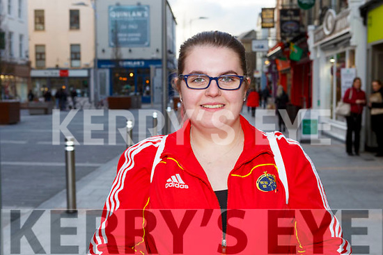 Nicole Moriarty from Kerry