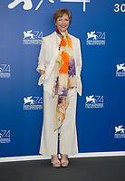 Annette Bening attends the jury photocall during the 74th Venice Film Festival at Palazzo del Cinema in Venice, Italy, on 30 August 2017. Photo: Hubert Boesl  - NO WIRE SERVICE - Photo: Hubert Boesl/ /MediaPunch ***FOR USA ONLY***