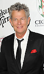David Foster arriving at Brent Shapiro Foundation Summer Spectacular Under The Stars, held at a private residence in Beverly Hills, CA. September 13, 2014.