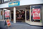 Millets January sale, Ipswich