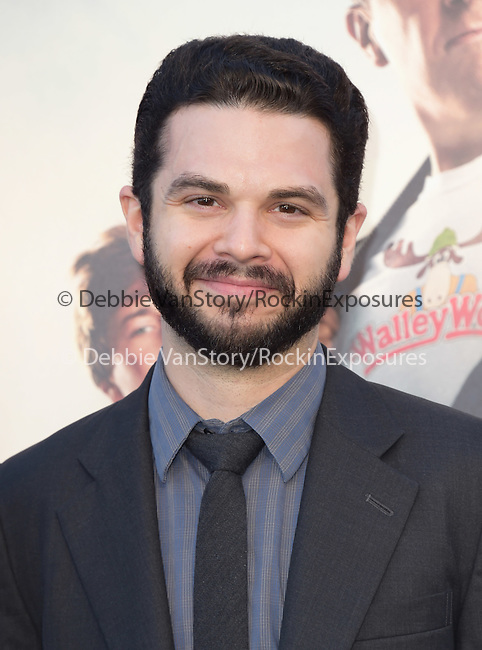 Samm Levine attends The Warner Bros. Pictures' L.A. Premiere of Vacation held at The Regency Village Theatre  in Westwood, California on July 27,2015                                                                               © 2015 Hollywood Press Agency