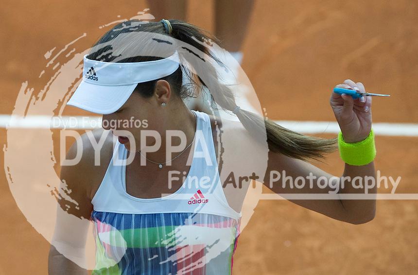Serbian tennis player Ana Ivanovic