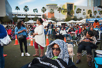 Tampa Black Heritage Fest in Curtis Hixon Park was chilly as people listen to live music. Event was covered for Hillsborough Community College.