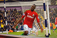 Saturday, 9 March 2013<br /> <br /> Pictured:Roland Lamah of Swansea City celebrates his disalowed goal<br /> <br /> Re: Barclays Premier League West Bromich Albion v Swansea City FC  at the Hawthorns, Birmingham, West Midlands