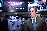Veterans on Wall Street and The Bob Woodruff Foundation  11.9.15
