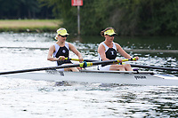 Race: 292  W.MasB.2-  Final<br /> 231  Tyne Amateur Rowing Club<br /> 233  Wallingford Rowing Club<br /> <br /> Henley Masters Regatta 2018 - Saturday<br /> <br /> To purchase this photo, or to see pricing information for Prints and Downloads, click the blue 'Add to Cart' button at the top-right of the page.