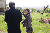The Crucifixion (2017) <br /> Sophie Cookson &amp; Mathew Zajac<br /> *Filmstill - Editorial Use Only*<br /> CAP/MFS<br /> Image supplied by Capital Pictures