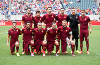 Inter Milan vs AS Roma, August 2, 2014