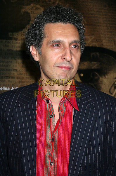 "JOHN TURTURRO .At the ""The Good Shepherd"" Premiere at the  Ziegfeld Theater, New York, NY, USA. .December 11th, 2006.headshot portrait.CAP/IW.©Ian Wilson/Capital Pictures"