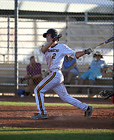 Matt McLain plays with the Canes Baseball in the Wilson Premier Classic at the Seattle Mariners complex on September 22-25, 2017 in Peoria, Arizona (Bill Mitchell)