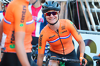 Picture by Alex Whitehead/SWpix.com - 23/09/2017 - Cycling - 2017 UCI Road World Championships, Day 7 - Bergen, Norway - Netherlands' Marianne Vos during the Elite Women's Race.