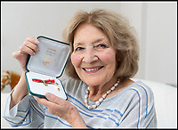 Wartime heroine Gabriella finally honoured.