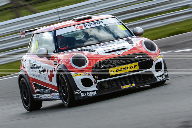 James Turkington - MINI UK VIP Mini F56 JCW