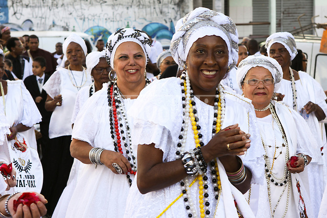 e Procession for Saint  Benedict, by the Afro-descendant community of Sao Paulo, Brazil, in the district of Bixiga. This yearly celebration is growing in the city, including Italian descent groups and black culture traditions as the Candomble music.The mix of cultures and traditions are to remember Benedict the Black or Benedict the Moor, who  was born a slave near Messina,Italy.