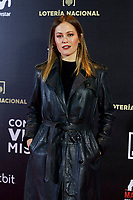 Kimberley Tell attends to 'Como la Vida Misma' film premiere during the 'Madrid Premiere Week' at Callao City Lights cinema in Madrid, Spain. November 12, 2018. (ALTERPHOTOS/A. Perez Meca) /NortePhoto.com