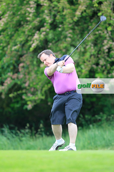 during Round 1 of the Irish Mid-Amateur Open Championship at New Forest on Saturday 20th June 2015.<br /> Picture:  Thos Caffrey / www.golffile.ie
