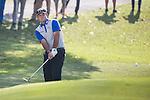 Patrick Reed of USA plays an approach shot during the 58th UBS Hong Kong Golf Open as part of the European Tour on 09 December 2016, at the Hong Kong Golf Club, Fanling, Hong Kong, China. Photo by Vivek Prakash / Power Sport Images