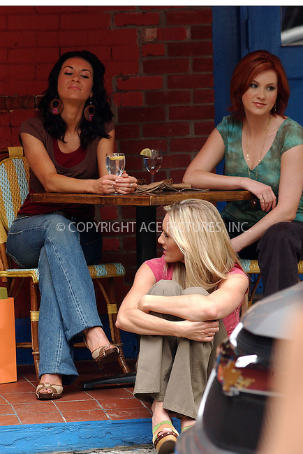 WWW.ACEPIXS.COM . . . . . ....NEW YORK, NEW YORK, JUNE 3RD 2005....SheDaisy photo shoot to promote the Country Music Awards.....Please byline: KRISTIN CALLAHAN - ACE PICTURES.. . . . . . ..Ace Pictures, Inc:  ..Craig Ashby (212) 243-8787..e-mail: picturedesk@acepixs.com..web: http://www.acepixs.com