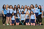 4-15-16, Skyline High School girl's junior varsity lacrosse team