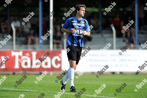 2013-07-07 / Voetbal / seizoen 2013-2014 / Rupel-Boom - KV Mechelen / Alexander Bell<br /><br />Foto: Mpics.be
