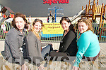 TOP TEAM: Members of the Kenmare Community Playground pictured at the facility on Thursday last..L/r. Clodagh Ryan, Maureen Gudgenon, Sara Durkin and Justine O'Sullivan.   Copyright Kerry's Eye 2008