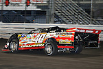 Sep 26, 2013; 7:20:44 PM; Knoxville, IA., USA; 10th Annual Lucas Oil Late Model Knoxville Nationals presented by Caseys General Stores at the Knoxville Raceway.  Mandatory Credit: (thesportswire.net)