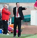 Stirling Albion Manager Stuart McLaren.