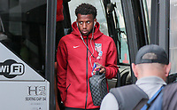 Philadelphia, PA - Wednesday July 19, 2017: Kellyn Acosta during a 2017 Gold Cup match between the men's national teams of the United States (USA) and El Salvador (SLV) at Lincoln Financial Field.