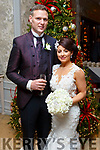Lynch/Fusco wedding in the Rose Hotel on Saturday December 29th