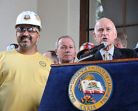 Gov Brown Press Conference
