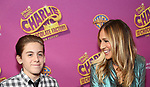 James Wilkie Broderick and Sarah Jessica Parker attends the Broadway Opening Performance of 'Charlie and the Chocolate Factory' at the Lunt-Fontanne Theatre on April 23, 2017 in New York City.